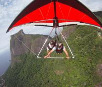 Hang Gliding Pedra da Gavea